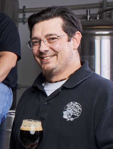 Curt Keck of Hijinx Brewing Company