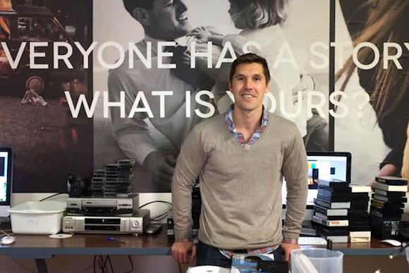Serial-entrepreneur Adam Kunes