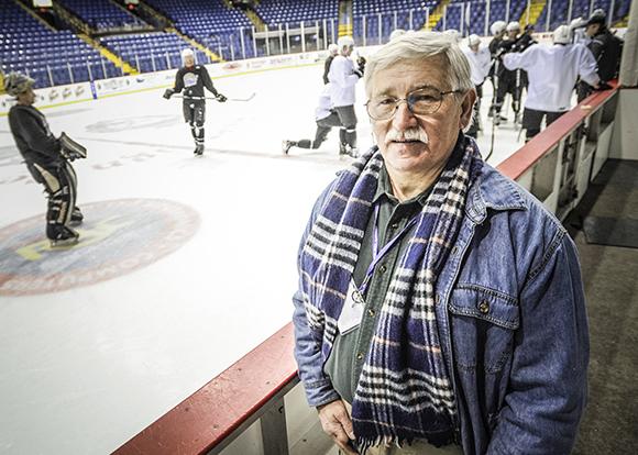 Citizen BCTV.org Journalist Marlin Seyler covers the Reading Royals minor league hockey team