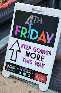 4th Friday on Fabric Row