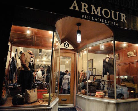 Armour on S. 4th Street