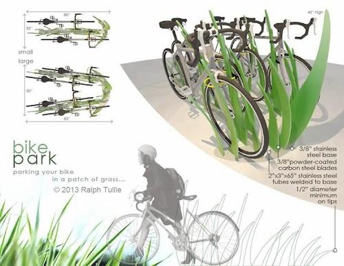 New Philly bike racks