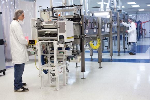 Bio Med Sciences' facility
