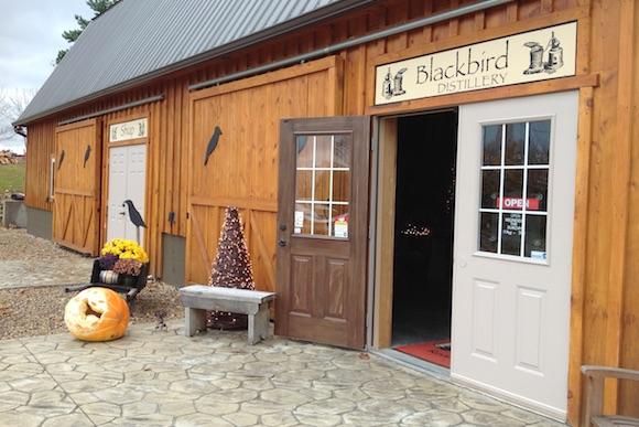 Blackbird Distillery