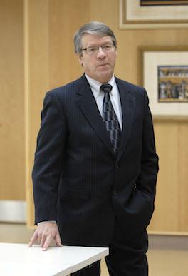 Joseph Lane, vice president of enterprise development