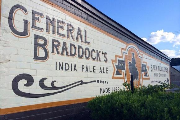 Brew Gentlemen Beer Company in Braddock