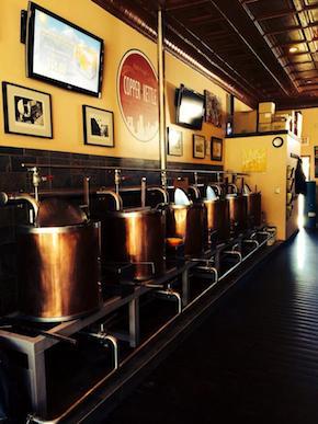 Brew Gentlemen Beer Company
