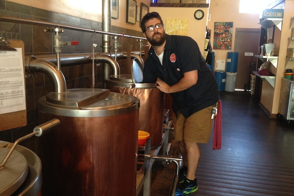 Brew-Your-Own at Copper Kettle