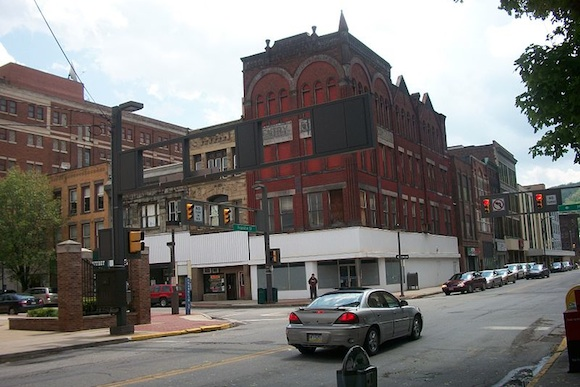 Downtown Johnstown