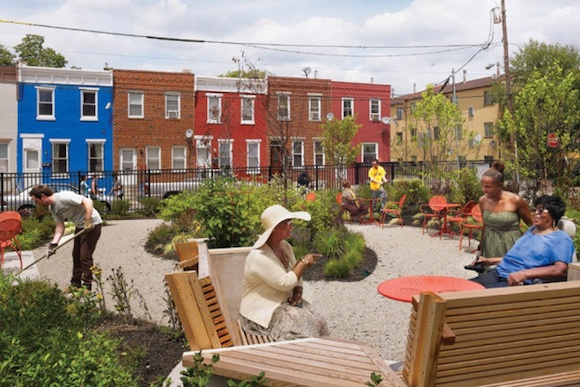 Tapping into the creative community in West Philly