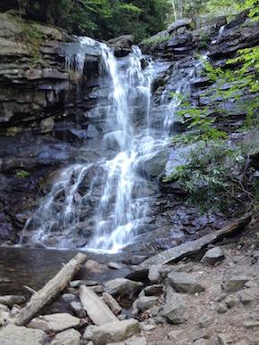 Glen Onoko Falls, Poconos