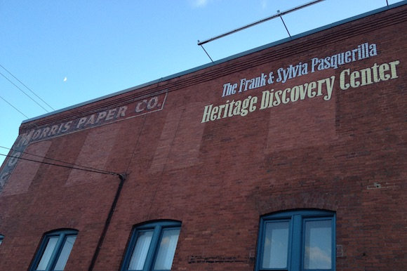 The Heritage Discovery Center