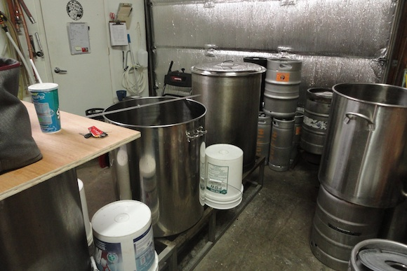 HiJinx brewing is moving out of the garage