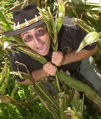 Hugh McPherson launched Maize Quest Fun Park