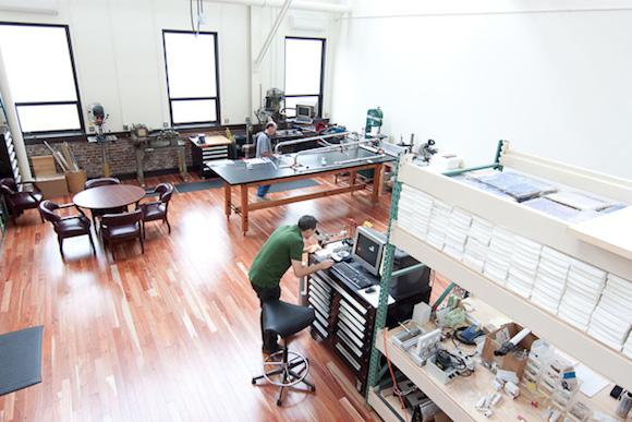 MTS Ventures at the Bridgeworks Enterprise Center