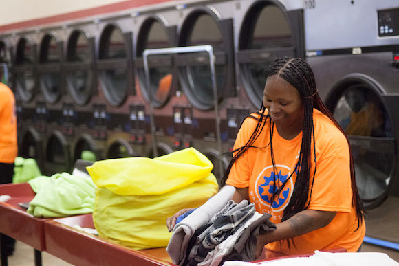 Wash Cycle Laundry has an innovative hiring policy