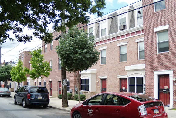 The Iris Brown Townhomes, a WCRP community