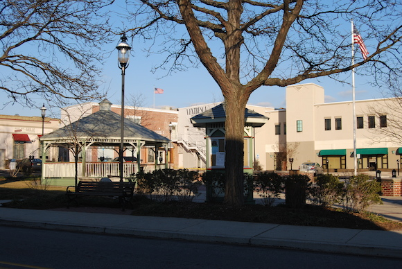 Jenkintown Town Square