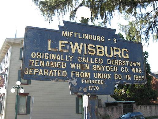 Lewisburg, PA