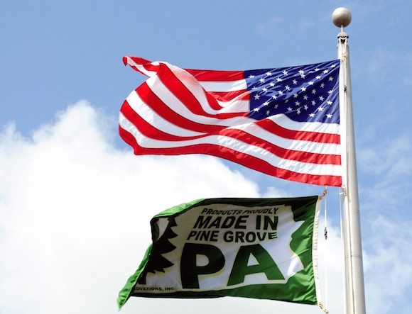 Made in Pine Grove, PA