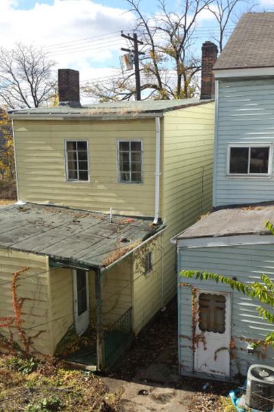 Older homes in Pittsburgh