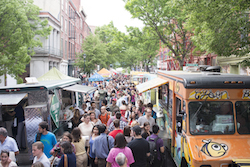 Night Market in Old City drew thousands