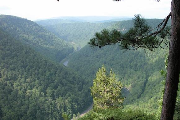The Pennsylvania Grand Canyon