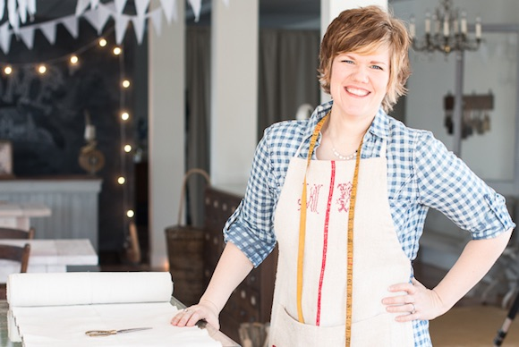 Marian Parsons' Miss Mustard Seed has become a brand