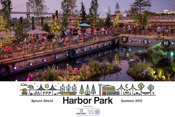 Spruce Street Harbor Park returns