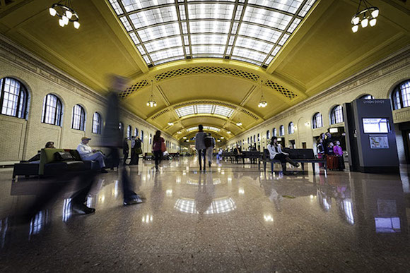 Union Depot in St. Paul