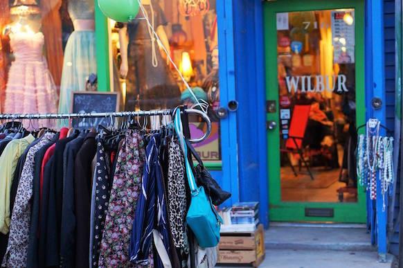 Wilbur Vintage on S. 4th Street