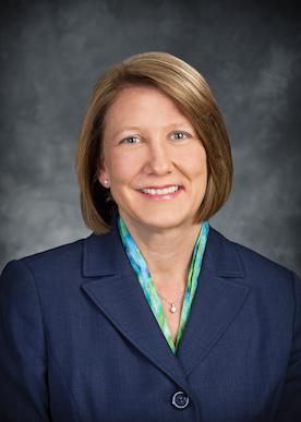 Laura Williams of the Team Pennsylvania Foundation