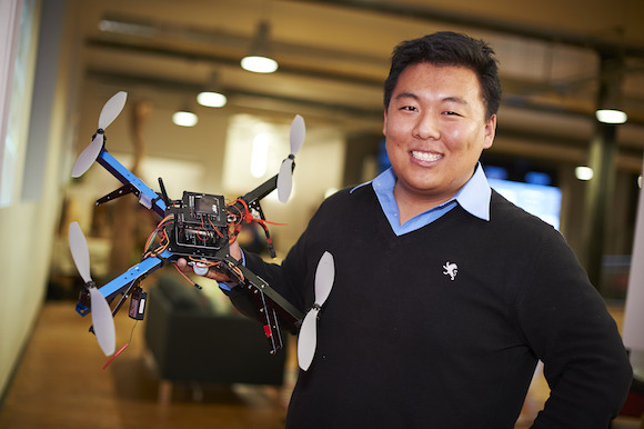 Dick Zhang, founder and CEO of Identified Technologies
