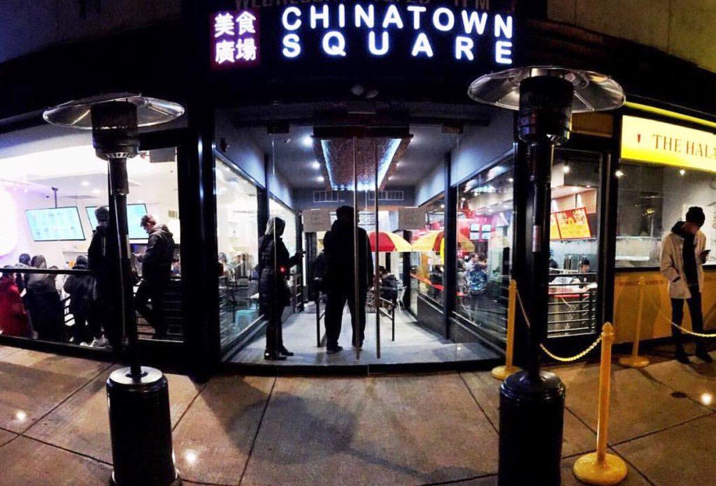 Chinatown Square