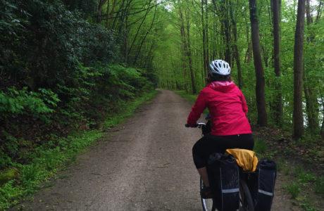 Women Hit The Trails In Western Pennsylvania Keystone Edge