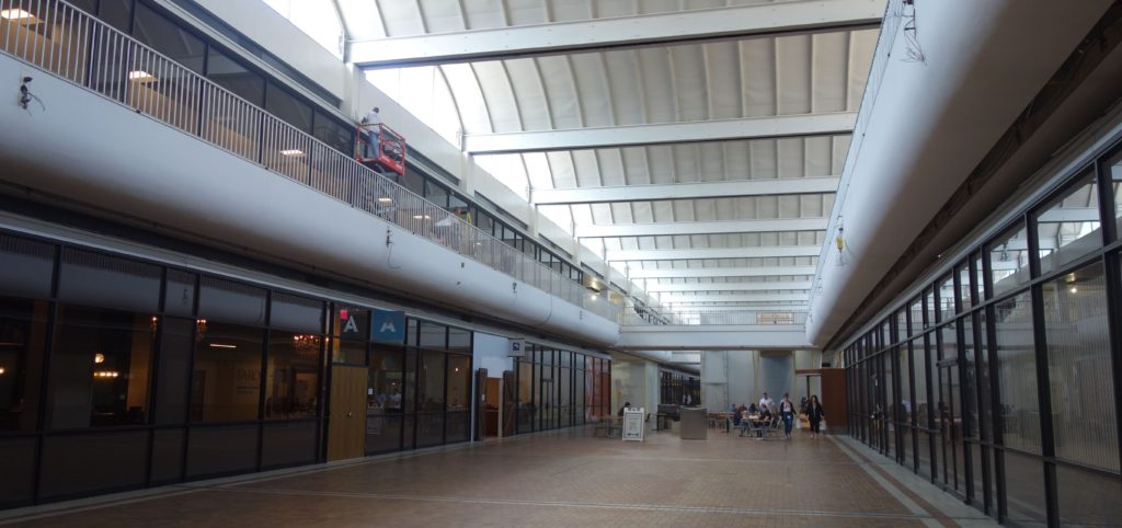 A mall transformed at Nova Place