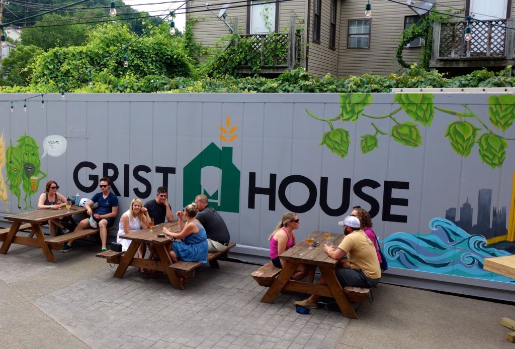 Grist House in Millvale