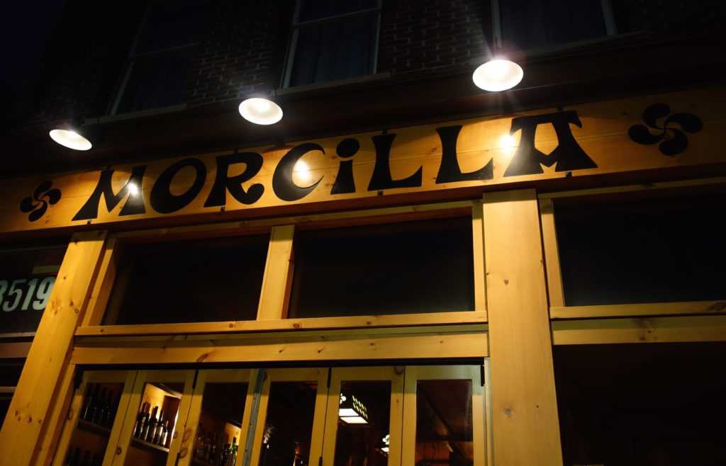 Morcilla in Lawrenceville