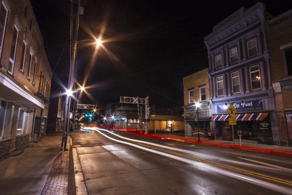Downtown West Newton / credit: Jim Cheney