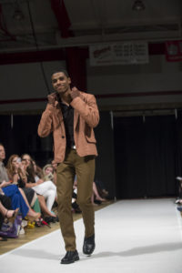 The fashion department at Albright College pushes students to tackle real-world challenges.