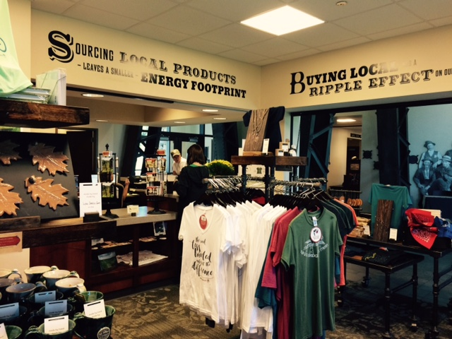 The PA Wilds Conservation Shop