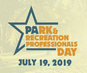 Parks and recreation professionals day