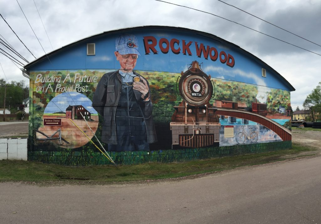 Towns like Rockwood are seeing economic growth thanks to the GAP / credit: Jim Cheney