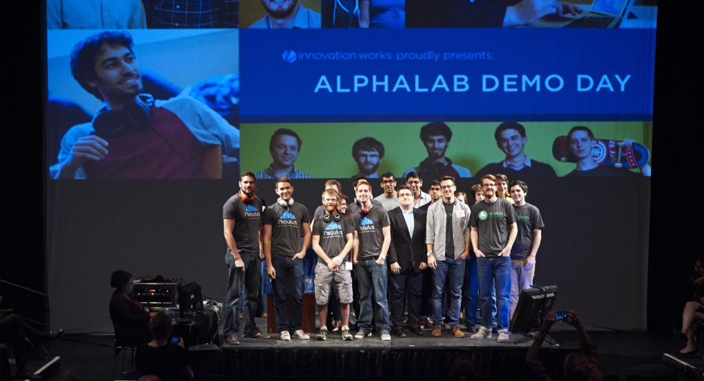 AlphaLab Demo Day