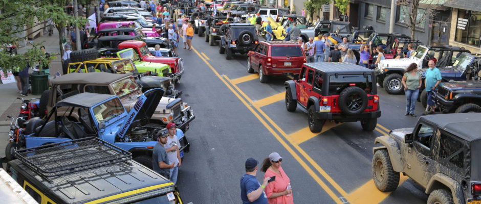 Butler County Braces For A Jeep Invasion Keystone Edge What S Next Best In Pennsylvania Growth Innovation