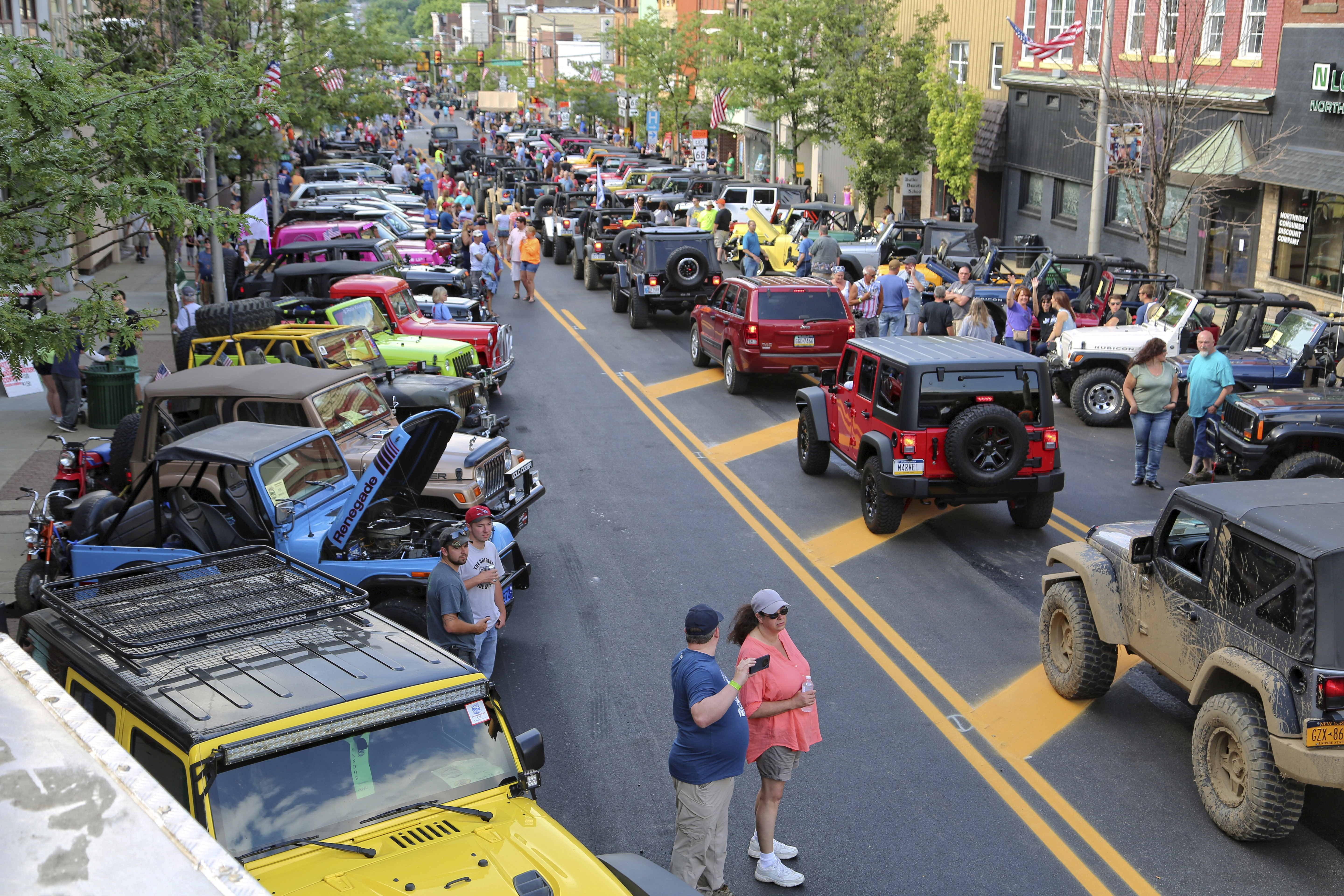 Butler County Braces For A Jeep Invasion Keystone Edge What S