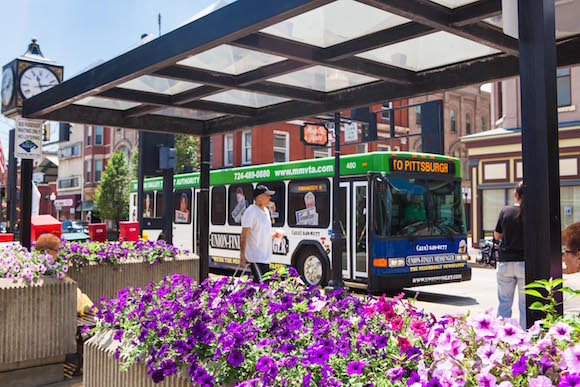 downtown_bus_with_flowers